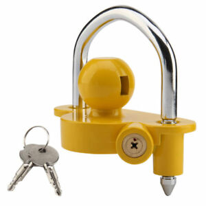 UNIVERSAL-HITCHLOCK-CARAVAN-TRAILER-HITCH-COUPLING-TOW-BALL-LOCK-HIGH-SECURITY
