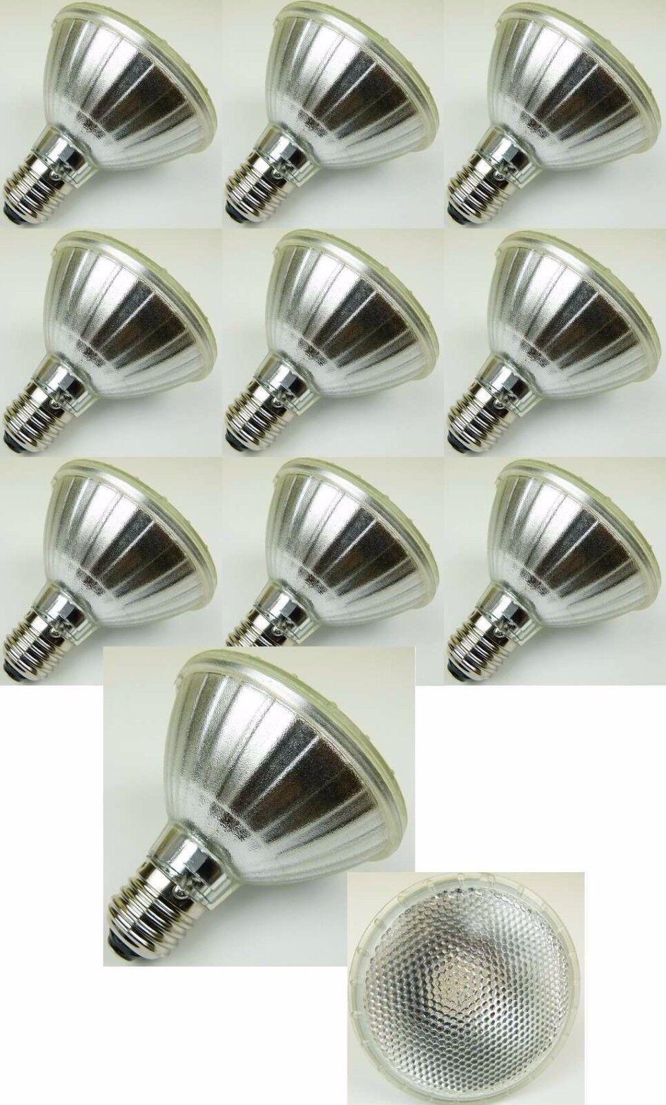10x PAR 30 LED Spot 6W (80W) warmweiss E27 3000K 55° Leuchte Strahler Reflektor | Verschiedene  | Jeder beschriebene Artikel ist verfügbar  | Modern Und Elegant