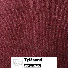 IKEA Tylösand Bezug für das 1er Sitzelement in Everöd rotbraun 301.680.07