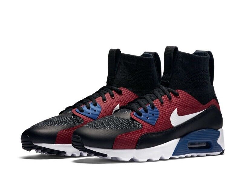 Nike Air Max 90 Ultra Superfly Tinker Hatfield 850613-001 Tailles UK 12 EU 47.5 US 13-