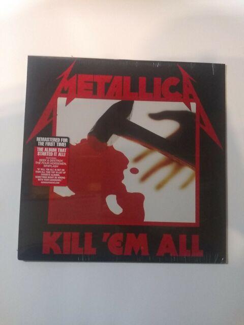 METALLICA **KILL EM ALL **BRAND NEW RECORD LP VINYL