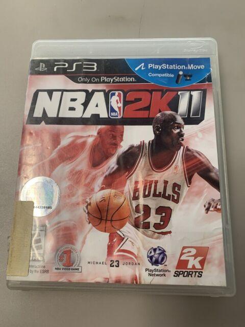 NBA 2K11 (PS3 Sony PlayStation 3, 2010) Michael Jordan - PPS