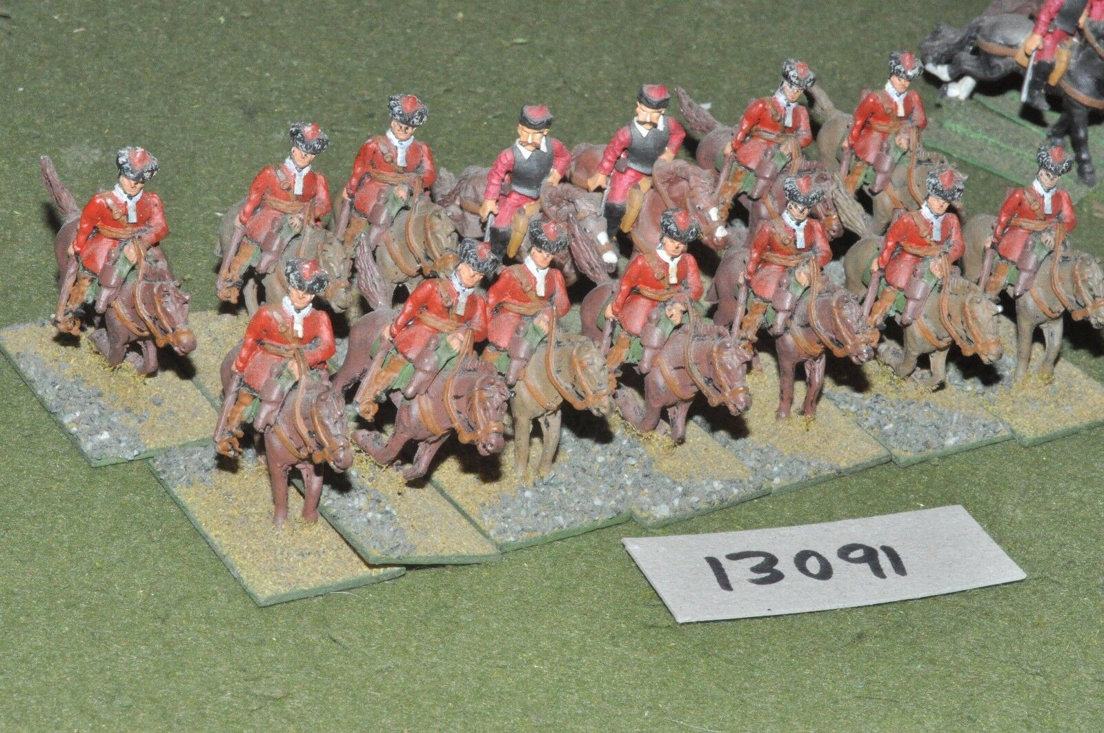25mm renaissance   polish - cavalry 14 cavalry - cav (13091)