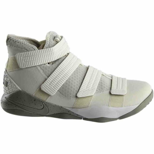 half off b8705 bd4b9 Nike Men s Lebron Soldier XI Mid-Top Basketball Shoe