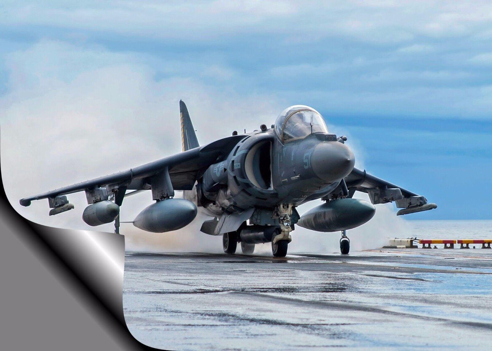 AV8B Harrier Jump Jet  Photo Print
