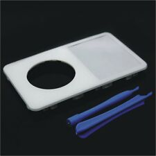White Front Plate Housing Cover for iPod 5th Gen Video 30G 60G 80G Replacement