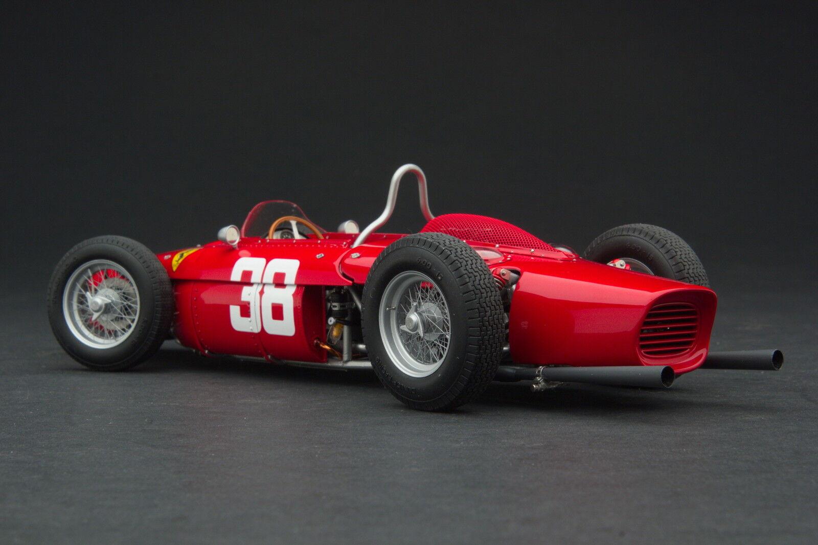 alta calidad Exoto XS | 1:18 1:18 1:18 | 1961 Ferrari Dino 15665 larga nariz | Phil Hill | GP de Mónaco  promociones