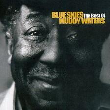 CD Album Muddy Waters Blue Skies The Best Of (Mannish Boy) 2003 Sony Epic