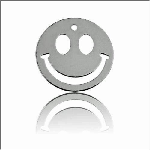 2,50g  TOP        BL29 Ohrringe GESICHTCHEN Echt 925er.Sterling Silber 27 mm