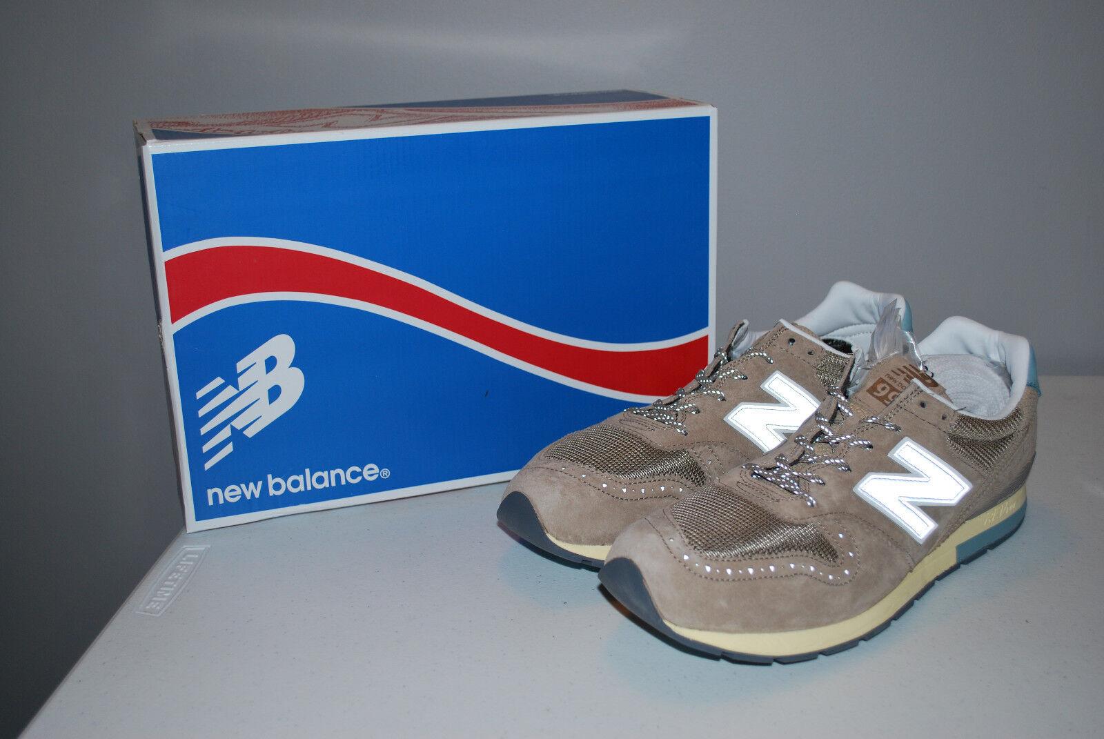 New Balance x Invincible Invincible Invincible  Derby Dress Code  Brogue MRL996IN Deadstock - Größe 12 6293c8