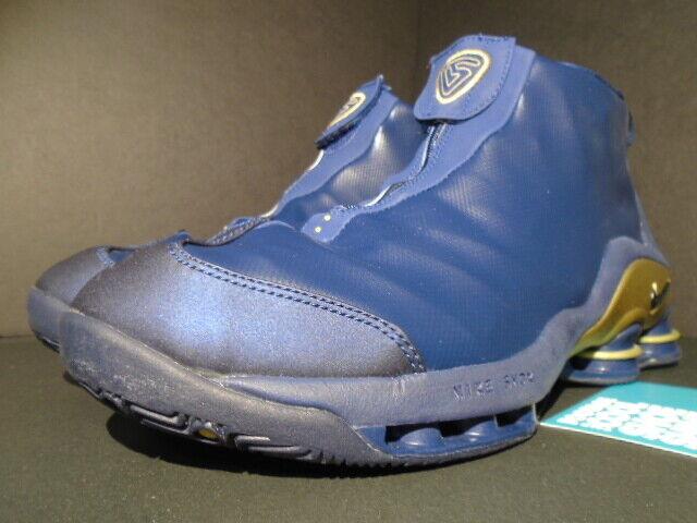 2002 NIKE SHOX VC VINCE CARTER CARTER CARTER USA OLYMPIC NAVY blu oro BB4 302277-471 OG 11.5 d46caa