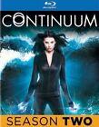 Continuum : Series 2 (Blu-ray, 2014, 2-Disc Set)