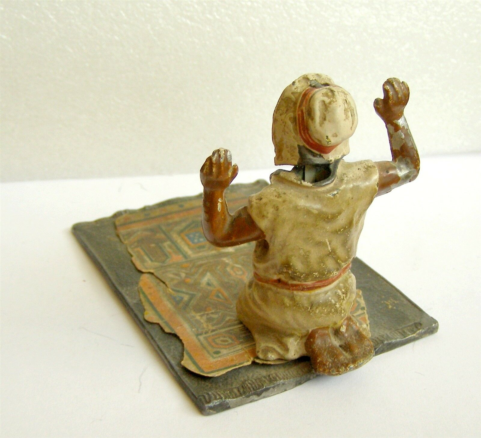H930 H930 H930 Germany 1910 Cold Painted Orientalist lead toy by Georg Heyde Bergman style 733b68