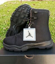 Jordan Future Boot Mens 854554-002 Black Dark Grey Waterproof BOOTS Size 10.5