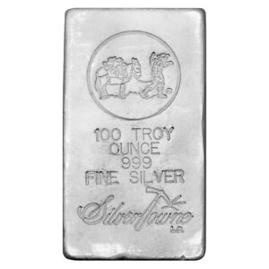 100-oz-Silvertowne-Silver-Bar