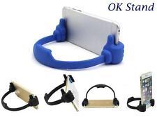 SET of 2 Creative Design Mount Stand Holder Plastic OK Stand Thumb Design