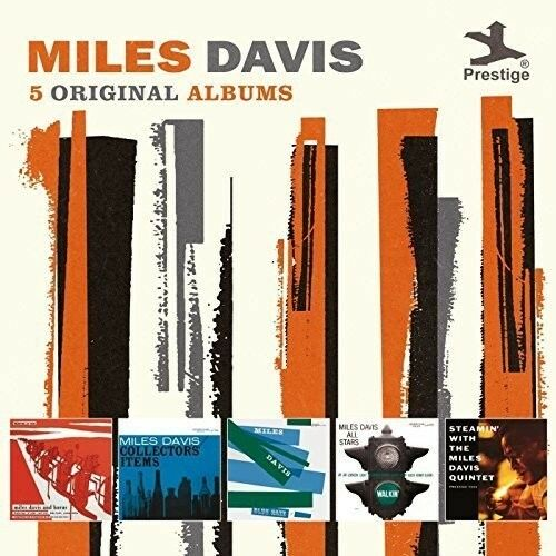 Miles Davis - 5 Original Albums [New CD] Holland - Import
