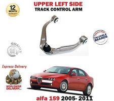 Para Alfa 159 1.8 1.9 2.0 2.4 3.2 2005-2011 frente superior del brazo de control de seguimiento de izquierda