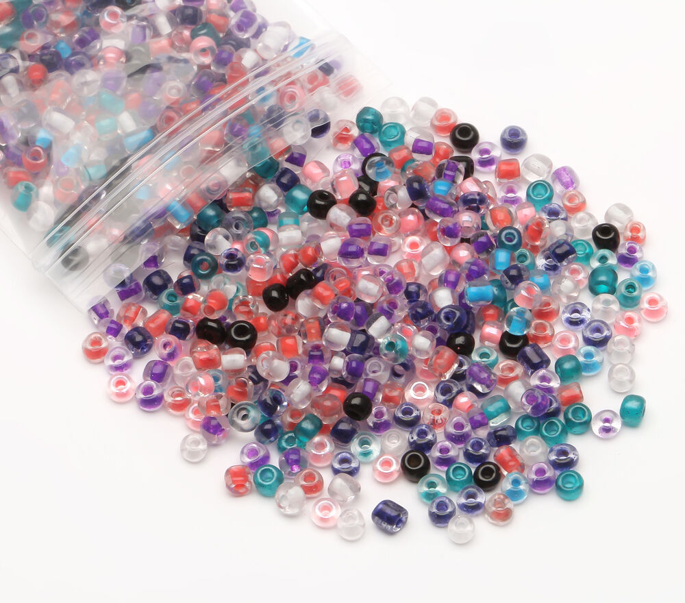 500 3000pcs glass seed for jewelry