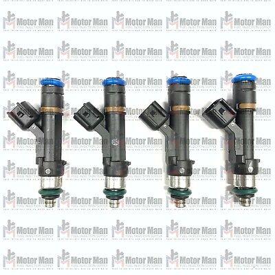 4 Fuel Injectors OEM BOSCH 2006-2010 Ford//Mercury//Mazda 2.0L 2.3L I4 #0280158105