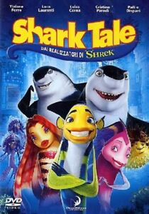 Film-DVD-nuovo-sigillato-SHARK-TALE-ita