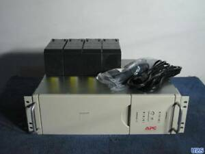 APC-1000-3u-rackmount-UPS-new-cells-12-Month-RTB-warranty