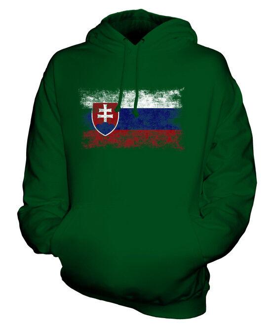 SLOWAKEI WEINLESE FLAGGE UNISEX KAPUZENPULLOVER HOODIE PULLI HOODY HERREN DAMEN