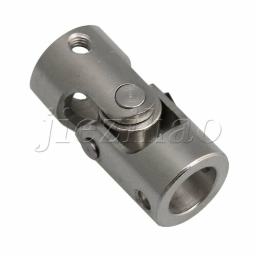 RC 35x16mm Rotatable Motor Shaft Universal Joint Connector Coupling w// 4 Screws