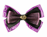 Disney Little Mermaid Ursula Shell Ribbon Bow Tie Hair Clip Pin Costume Dress Up