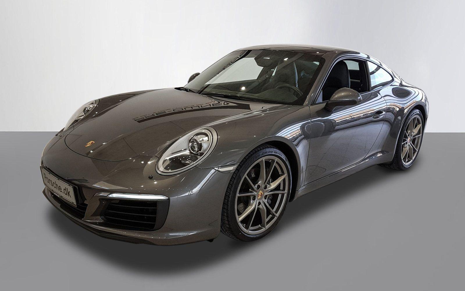 Porsche 911 Carrera 3,0 Coupé PDK 2d - 14.991 kr.
