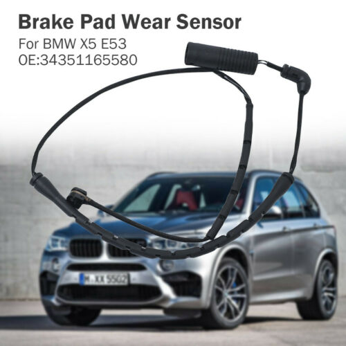 For X5 2000-2006 Brake Pad Wear Sensor 34351165580 5S8422 355250451 2BWS0122