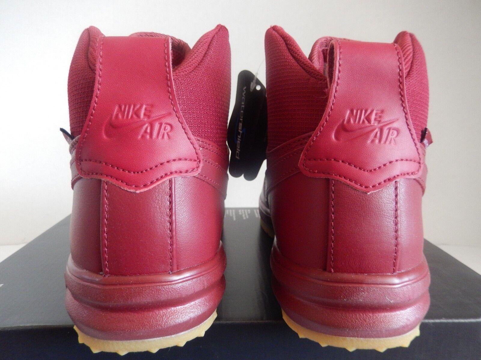 NIKE LUNAR FORCE 1 scarpe da ginnasticaavvio (GS) TEAM TEAM TEAM rosso SZ 5.5Y-donna SZ 7 [706803-600] 99111d