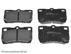 Lexus GS300 3.0 GS430 4.3 GS450h  3.5 Petrol 05-12 Set of Rear Brake Pads