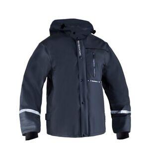 Grundens-Storm-Jacket-M-XXL-raincoat-Olzeug-Friesennerz-Regenjacke-Gummi