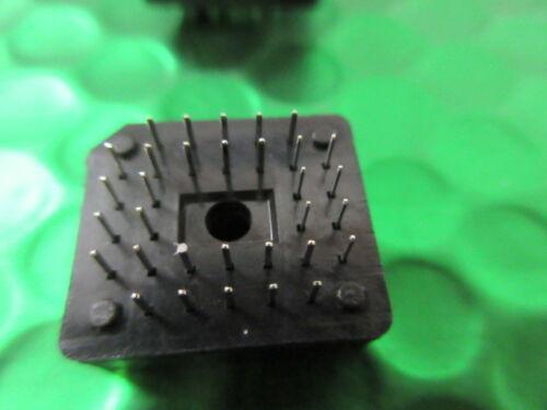 Foro passante montaggio PLCC 32 Pin//modo IC presa foro passante per il montaggio 5 *