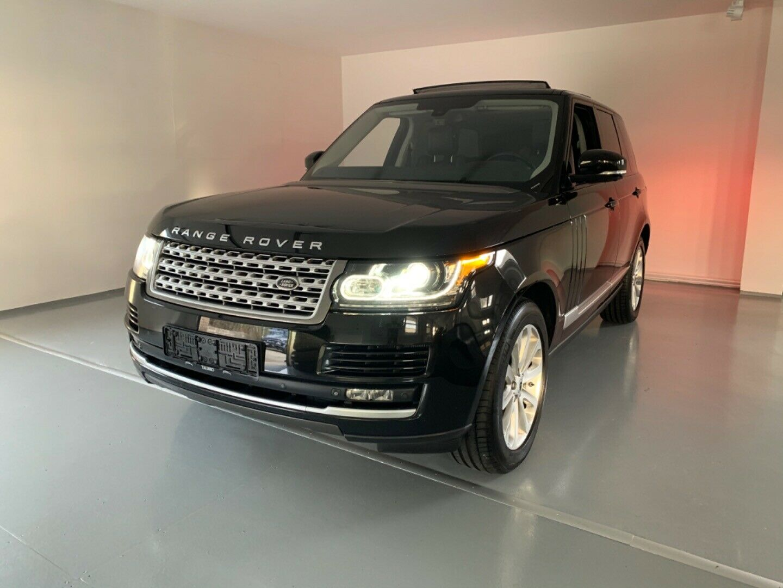 Land Rover Range Rover 5,0 SCV8 Vogue aut. 5d - 0 kr.