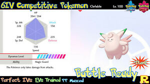 6IV-COMPETITIVE-CLEFABLE-SHINY-ULTRA-or-NOT-ITEM-SWORD-amp-SHIELD
