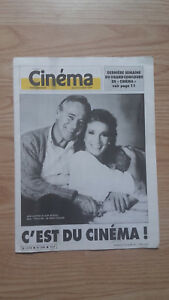 Revista-Semanal-Cinema-Semana-de-La-15A-28-Abril-1987-N-396-Buen-Estado