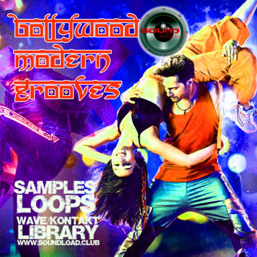 Large original 24bit WAVE//Kontakt Samples//Loops Library Mumbai Midnight Grooves