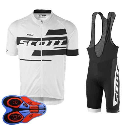 New cycling Jersey suit 2020 men summer breathable MTB bike shirt bib shorts set