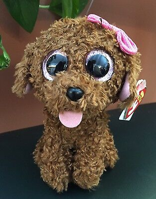 """6/"""" TY Beanie Boo Maddie The Dog Claire/'s Exclusive ***USA***Ships From ***USA***"""