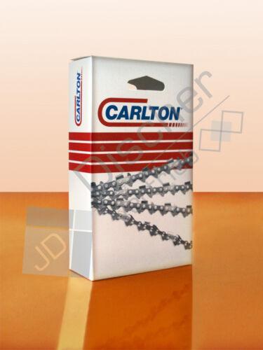 3 Carlton Sägeketten 3//8P-1,3-52 für 35cm Ryobi RCS 3535 A RCS 3535CA