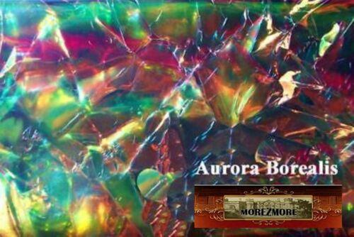M00338 MOREZMORE Angelina Fantasy Film CRYSTAL AURORA BOREALIS Heat 50/'
