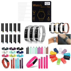 For-Fitbit-Alta-HR-Replacement-Smart-Watch-Strap-Bracelet-Wrist-Band-Accessories