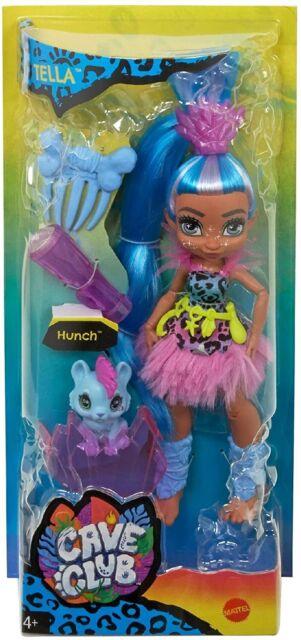 Mattel Brand New 2020 Cave Club Tella Doll