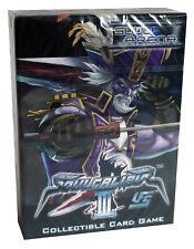 Soulcalibur Cervantes Deck - Englisch - UFS Collectible Card Game Neu & OVP