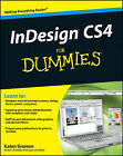 InDesign CS4 For Dummies by Galen Gruman (Paperback, 2008)