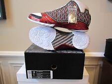 super popular fb463 e4b4c 2008 Nike Air Jordan XX3 XXIII 23 Chicago Bulls Black Red Size 12 318376-061