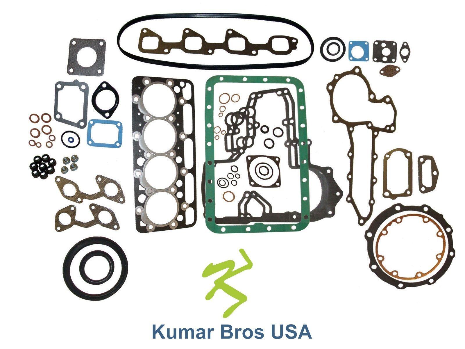 Full Overhaul Gasket Set For Kubota V2203 For Bobcat  337