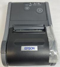 Epson M196b Tm P60 Pos Mobilink Bluetooth Mobile Receipt Thermal Printer Withbox